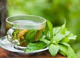 anksiyeteye iyi gelen çaylar nane çayı