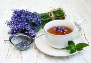 anksiyeteye iyi gelen çaylar lavanta çayı